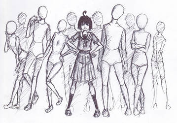 Dancing Mannequin, Singing Fool