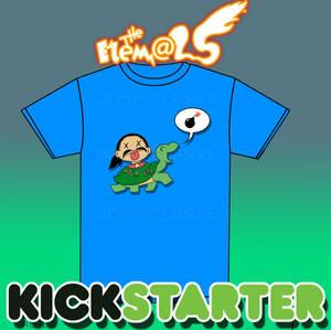 El Tortuga Breaking Bad tee: Kickstater EXCLUSIVE