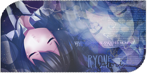 Ryone Yami Look the star by xXArisuPhantomhiveXx