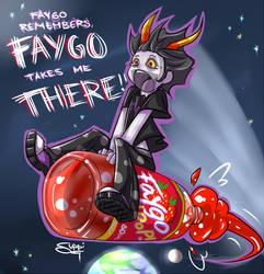 Faygo taking Gamzee where? by ItsJustSuppi