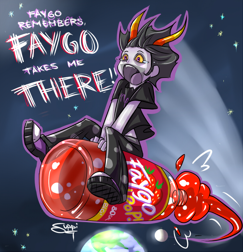 gamzee faygo - photo #9