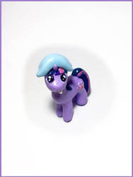 Twilight Sparkle - miniature by CookingMaru