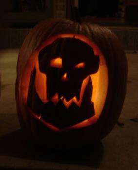 A Very Orky Halloween