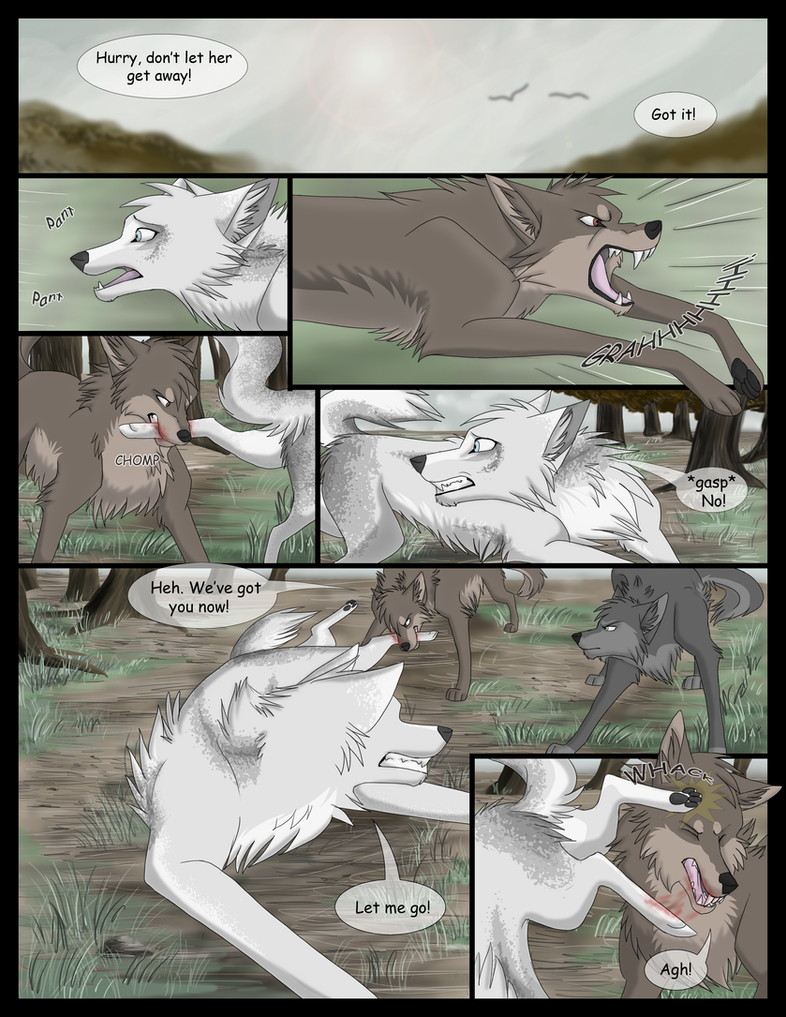 Tainted Purity Page One by HailDawn