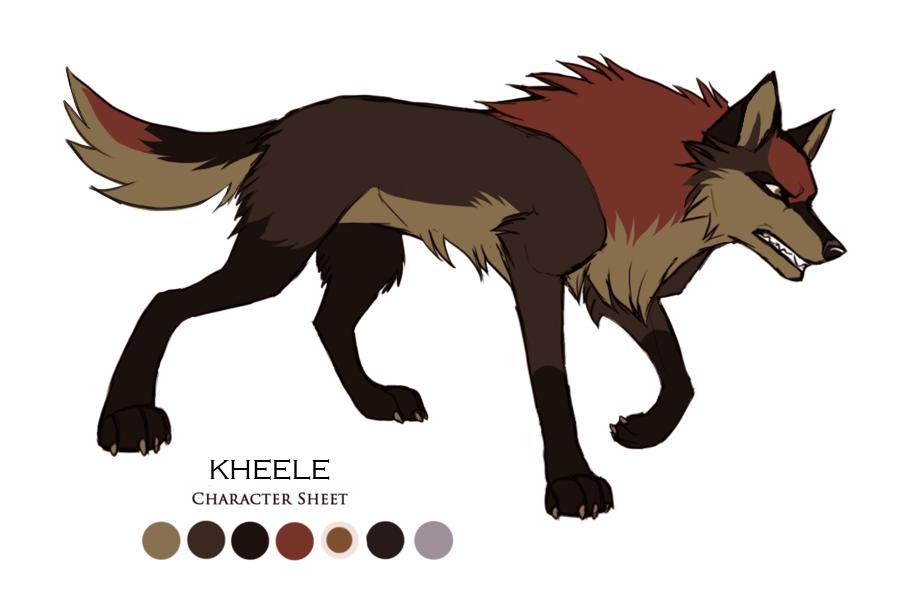 Kheele Character Sheet By Haildawn On Deviantart