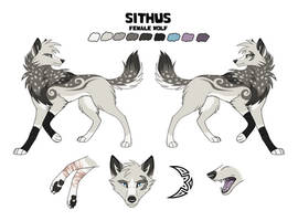 Sithus Reference Sheet by HailDawn