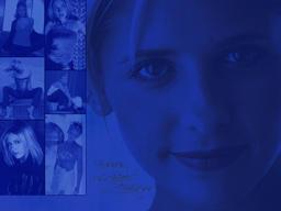 Buffy Blue v2 by mr-whyte