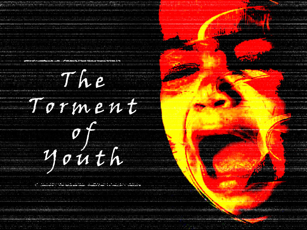 The Torment of Youth by mr-whyte