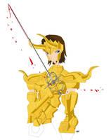 Capricorn Diego de La Vega (Gold saint OC)