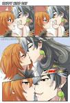 Kiss day (DoumanGudako)