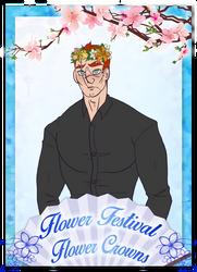 [PT] Flower Crown Meme