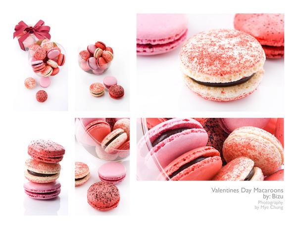 macaroons by peachjuice