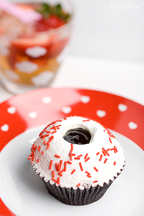 Choco cupycakes