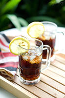 Lemon Coke by peachjuice