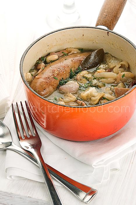 Sausage Casserole by peachjuice