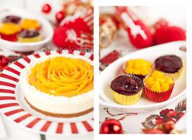 Christmas Treats by peachjuice