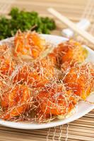 Crispy prawns by peachjuice