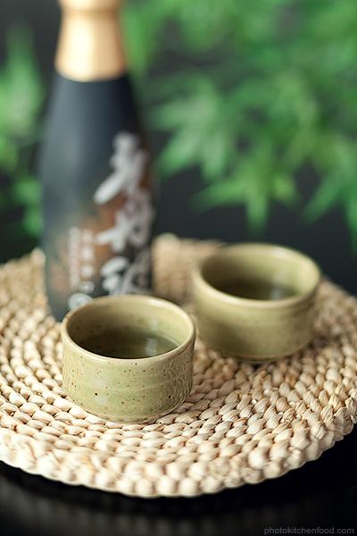 Sake by peachjuice