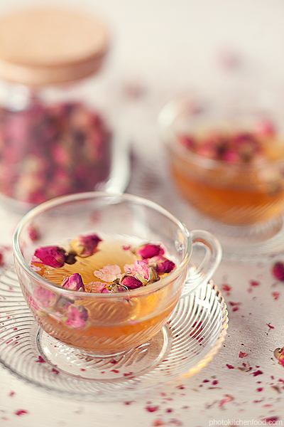 Rose Tea by ~peachjuice