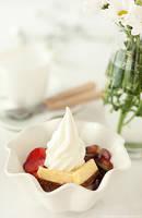 Cheesecake Froyo by peachjuice