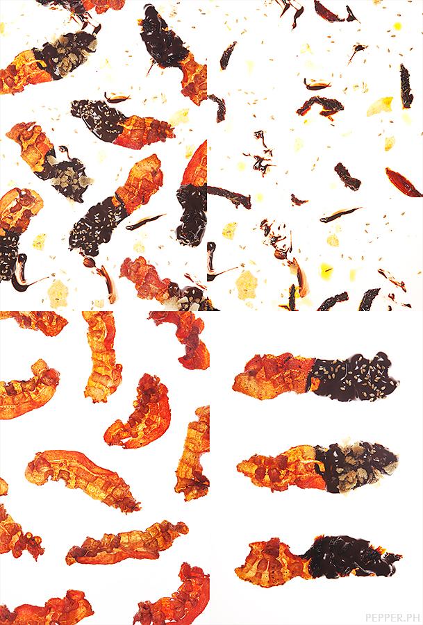 Belgian Chocolate Bacon by peachjuice