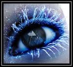 Wintry Blue
