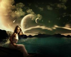 Fantasy Wallpaper by SoftPurple