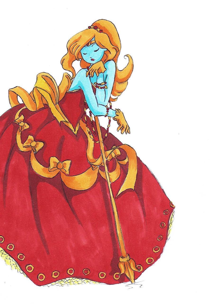 Fancy Princess ADVENTURE Adventure Time Oc Male