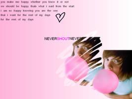 NeverShoutNever by ChildishIgnorance