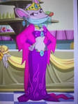 Thea Stilton (Arabian Princess/Dancer)