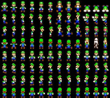 RPG Maker MV: Luigi Overworld 2 by weakfoggy on DeviantArt