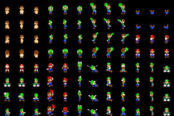 RPG Maker MV: Mario and Luigi Overworld Extra by weakfoggy ...