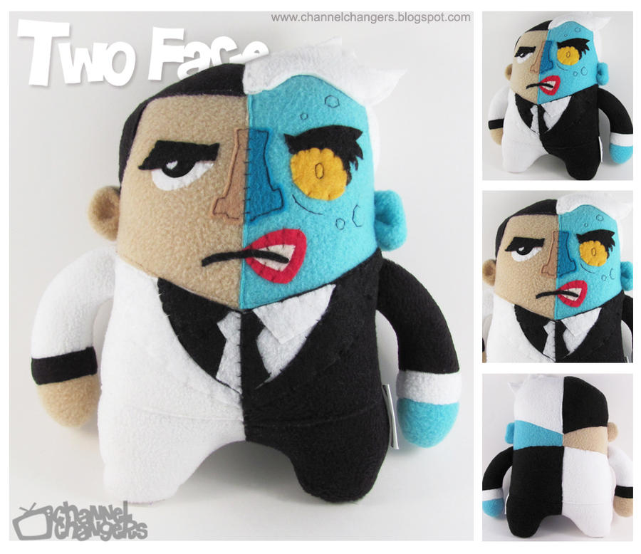 Two Face by ChannelChangers