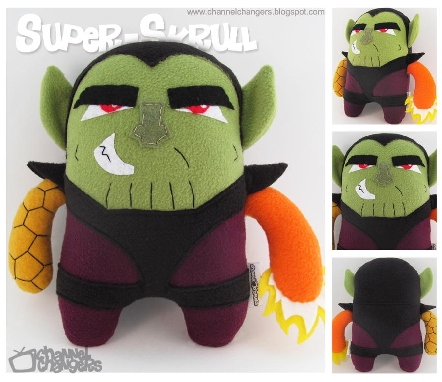 Super Skrull by ChannelChangers