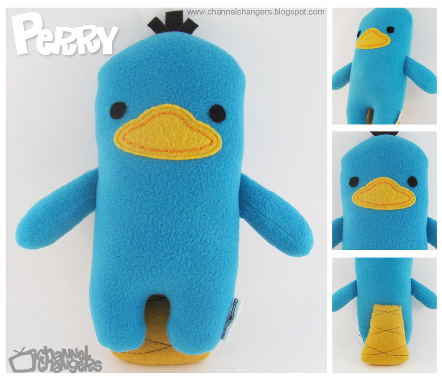 Perry the Platypus by ChannelChangers on DeviantArt