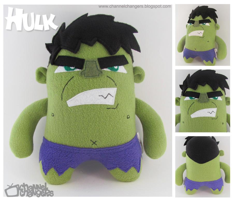 Hulk by ChannelChangers