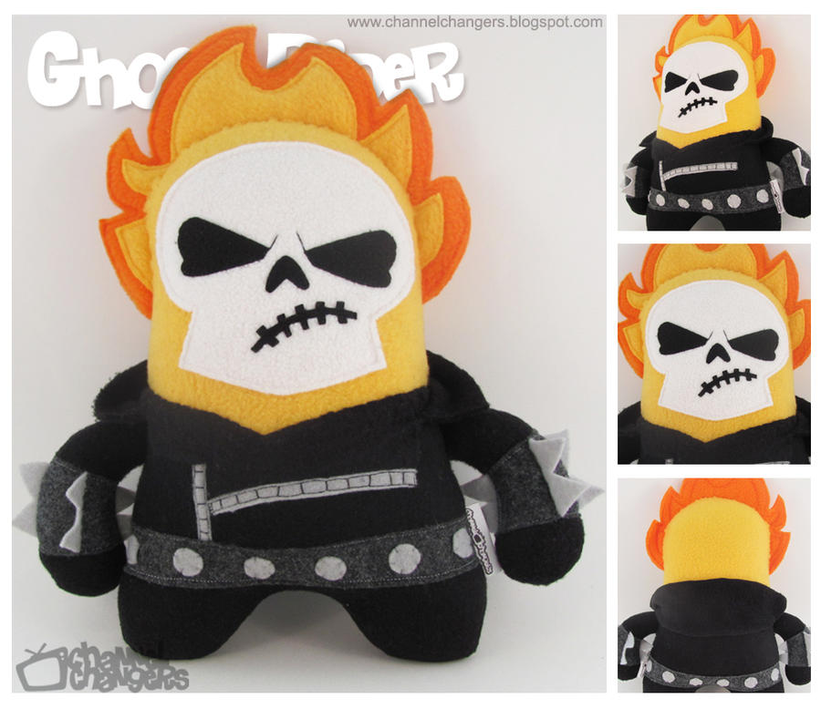 Ghost Rider by ChannelChangers