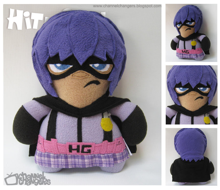 Hit-Girl by ChannelChangers