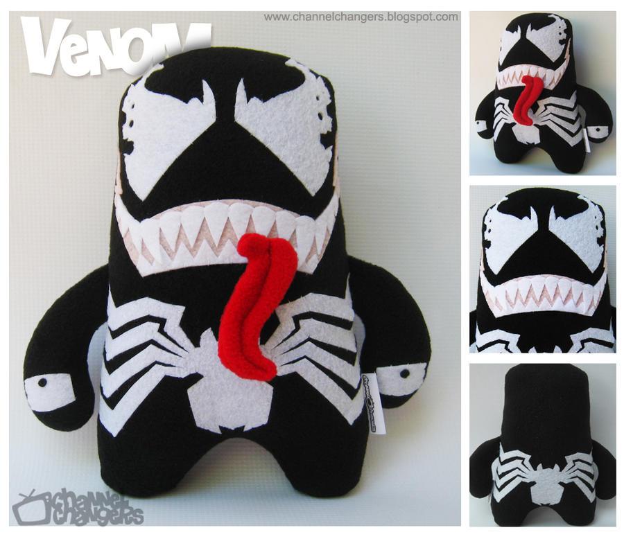 Venom 2 by ChannelChangers