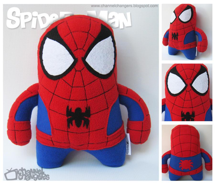 Spider-Man by ChannelChangers