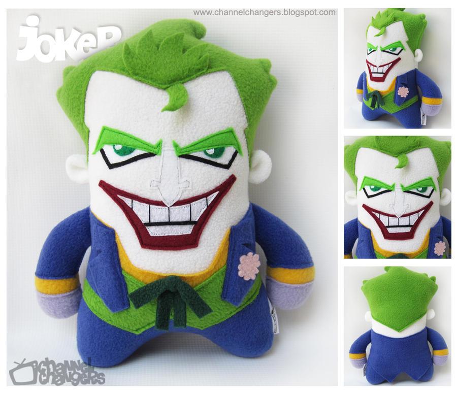 Joker 2 by ChannelChangers