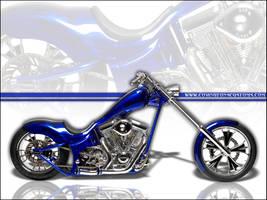 Powerhouse Custom Motorcycle by random667