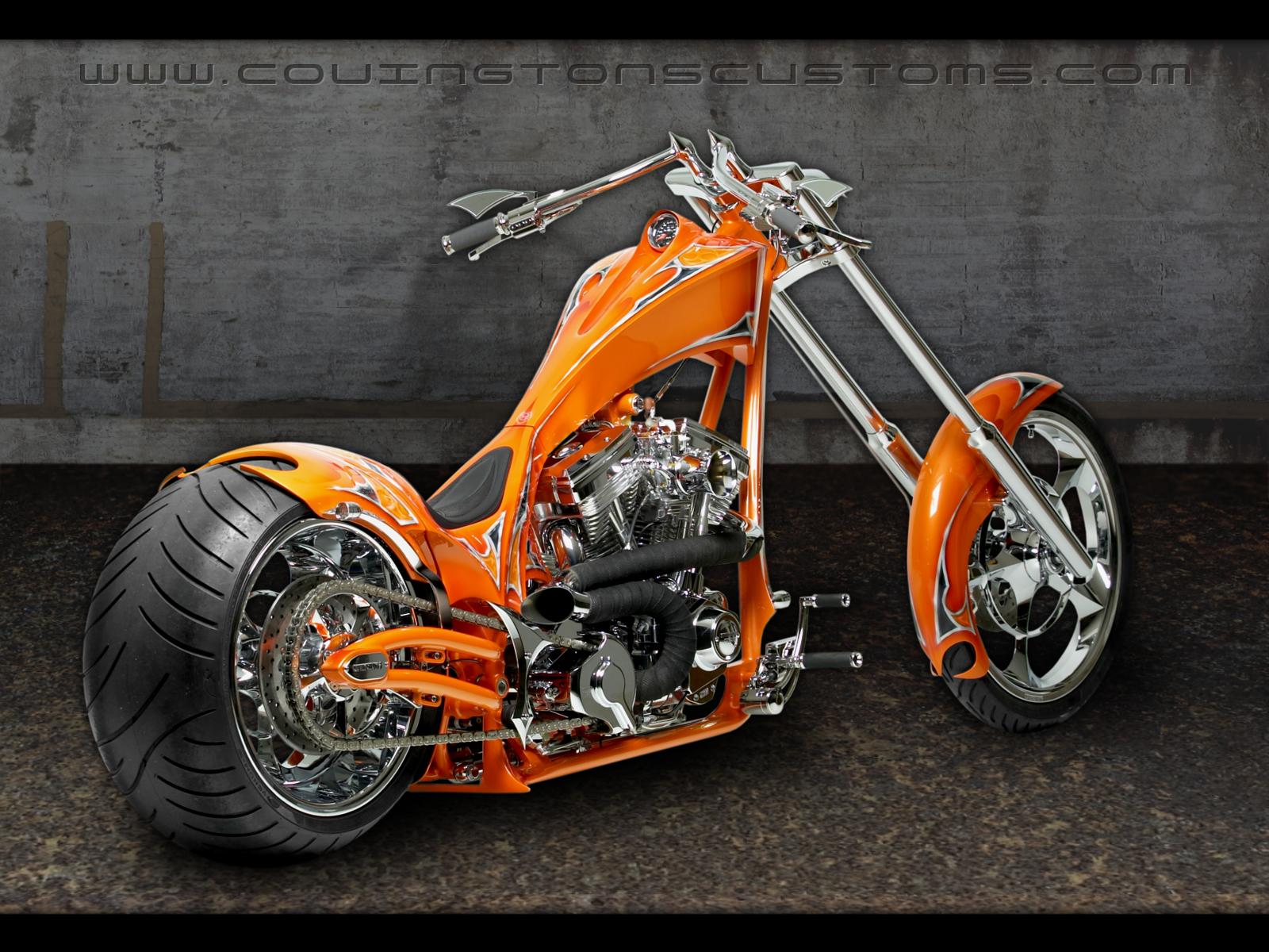 Mencias Chopper by random667