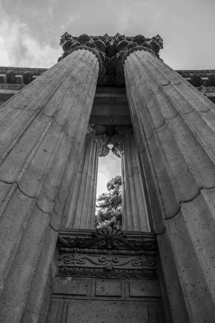Pillars by UberPickleMonkey