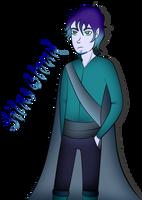 Silas Severus (a genderbender ref) by dalyladolly