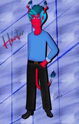 Hunter by dalyladolly