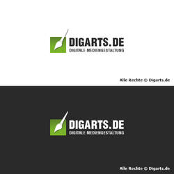 digarts.de Logodesign by wnB91