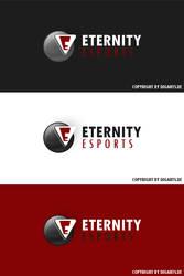 Logodesign Eternity Esports by wnB91