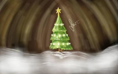 Happy Christmas everyone.  by wnB91