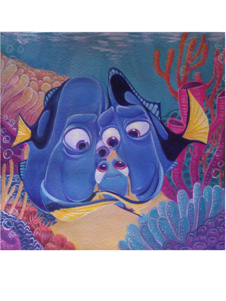 finding dory by coffenz